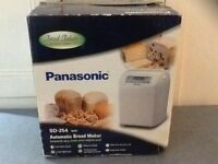 Bread maker - Panasonic SD-254 model. Fully automatic and programmable.