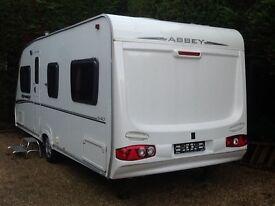 Abbey 540 Vouge Expression by Michael Jordan caravan - mint