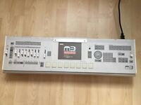 Korg M3m flagship sound module inc. the EXB Radias synth card and EXB-FW firewire card