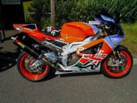 Aprilia Bol D'Or RSV1000R Limited Edition