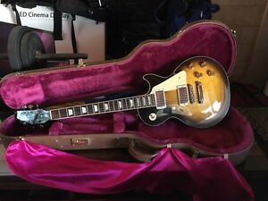 Les Paul Standard 2000 Gibson Guitar Helena Valley Mundaring Area Preview