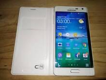 Samsung  Galaxy Note Edge SMN915G White Original Samsung Bendigo 3550 Bendigo City Preview