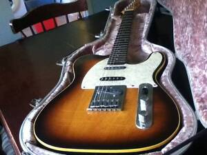 Jim Mills Telecaster Tabulam Tenterfield Area Preview