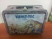 Fallout 3 Collectors Lunchbox, Artbook & Making of Blu-Ray