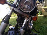 Yamaha 125 Dragstar Learner Legal