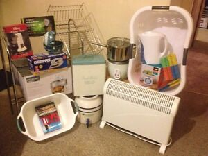 New & Used Assorted household goods Elizabeth Park Playford Area Preview