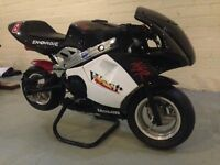 Honda West GP Replica Mini MOTO Excellent Condition