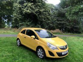 image for 2011 Vauxhall Corsa 1.0 ecoFLEX S 3dr Manual Petrol