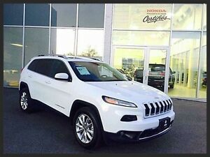 JEEP CHEROKEE LIMITED 4X4 2015