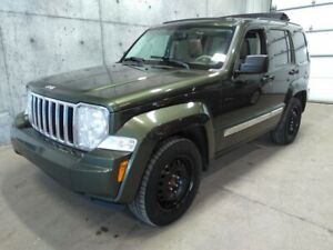 Jeep Liberty Limited **decapotable** 2008