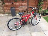 Apollo Excelle Mountain Bicycle (Teenage/Adult)