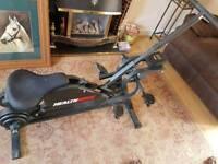Health rider fitness machine