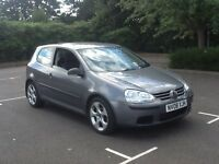 VW Golf 1.9 tdi 2008 3 door 5 speed manual 1 owner from new