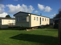 Caravan holiday rentals. New 3 bed in kiln Park Tenby