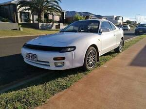 1992 Toyota Celica Coupe Toowoomba Toowoomba City Preview