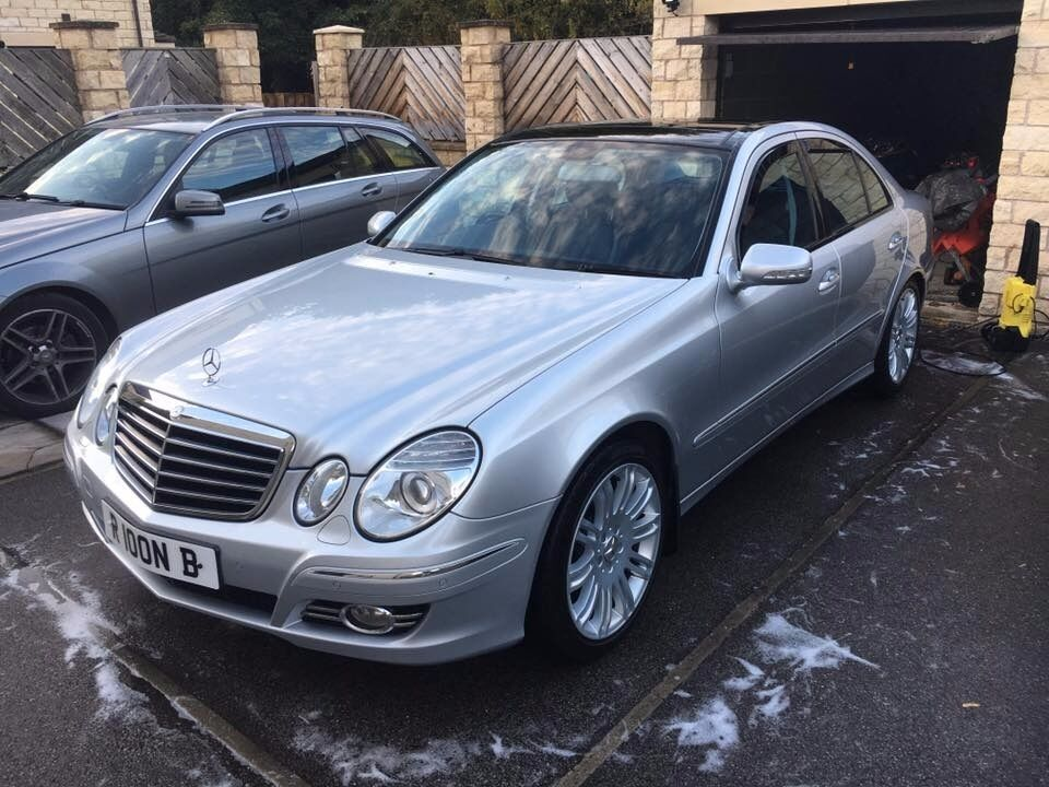 mercedes benz e class 3 0 e320 cdi sport 7g tronic 4dr with panoramic roof in creswell. Black Bedroom Furniture Sets. Home Design Ideas