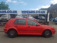 ***AUTOMATIC!!!*** VW GOLF 1.6 5 DOORS, LONG MOT ONLY £995