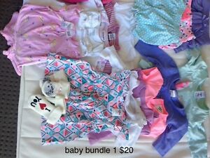 Baby bundles from nb to 00 Ellenbrook Swan Area Preview