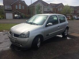 Used Renault Clio Sold As Seen