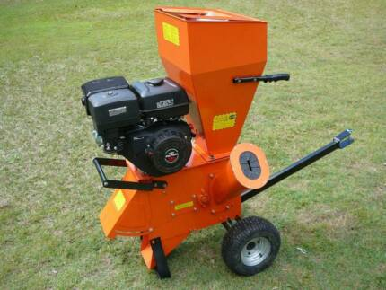 BRAND NEW ELECTRIC START CHIPPER MULCHER SHREDDER - 13HP