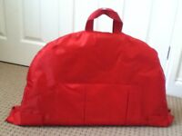 Baby play ring & changing travel mat in bag
