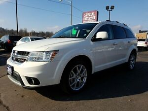 2015 Dodge Journey R/T R/T !! AWD !! 7 PASS !! LEATHER !! BLU...
