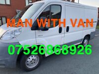 MAN WITH VAN🚚AFFORDABLE AND RELIABLE ♻️WASTE REMOVAL