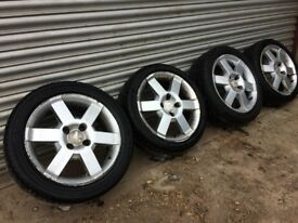 Ford KA Sport Alloys 16""