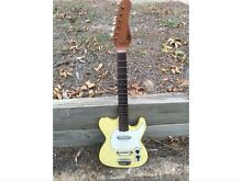 Electric Guitar 1960's vintage made in Japan Fender Telecaster copy Lyndoch Barossa Area Preview