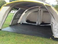 Quechua T6.2 xl air 6 man tent