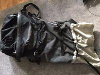 Berghaus bioflex 70+10 litre backpack
