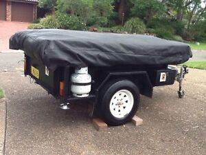 Camper Trailer Semi-off road sleeps 6 Emu Plains Penrith Area Preview