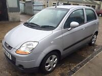 ** NEWTON CARS ** 09 CHEVROLET MATIZ 995cc SE+, 5 DOOR, GOOD COND, LOW MILES, MOT JAN 2017, CALL US