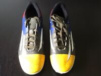 Boys Adidas Messi football shoes, size 6. Very good condition!