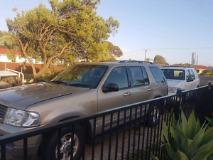 2 x Ford Explorers 3500 for both - Quick sale Port Noarlunga South Morphett Vale Area Preview