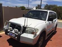 2003 Mitsubishi Pajero Wagon West Perth Perth City Preview