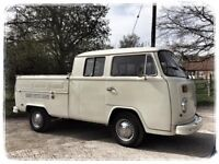1979 Volkswagen Kombi double cab pick-up