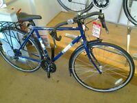 Raleigh royal touring bike 53cm