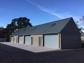 Brand New Starter Business Unit With Office 73m2 With BT Infinity Broadband Orchardbank Forfar