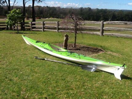Mirage Sea Kayak 530 - Wilberforce NSW, Private Sale Wilberforce Hawkesbury Area Preview