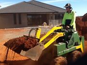 Bobcat *MR MAKEOVER* All Your Yard Makeover Needs Mansfield Brisbane South East Preview