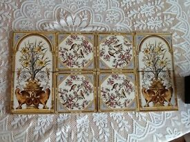 Victorian decrative Tiles