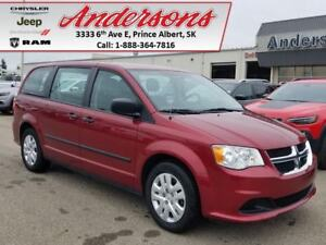 2015 Dodge Grand Caravan Canada Value Package *Seats 7*