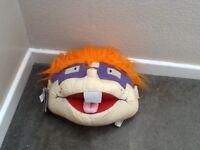 RugRats 'Chuckie' plush soft Playface
