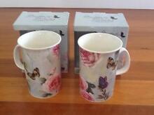 Tea / Coffee Mugs x 2 Taren Point Sutherland Area Preview