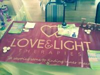 Love & Light Therapies: Hawaiian Massage Therapy, Swedish Massage, Reiki Healing