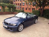 05 BMW 318i Convertible