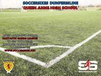 Dunfermline Thursday League - Teams Wanted