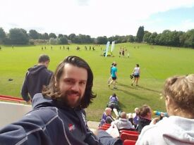 Glasgow Touch Rugby (free, mixed men & women's sport)