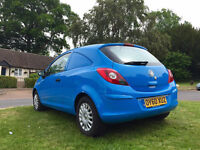 Vauxhall Corsa Van CDTI 1.3 - 1 Owner